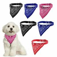 2017 kalung anjing kucing scarf bandana pet collar cat dog accesories