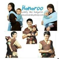 Gendongan Bayi Hanaroo Baby Wrap Polos