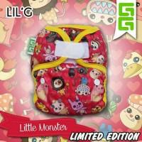 Cloth Diaper Clodi GG Lil'G Newborn  Popok Kain Bayi Pengganti Pospak