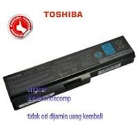 Original baterai laptop toshiba L645/c640/L745/L740/L735/a660/L650
