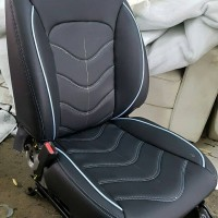 sarung jok mobil ECOLEDER (premium quality) kulit asli