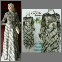 GAMIS BATIK KINANTI LAWASAN / LONG DRESS