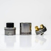 (CLEARANCE SALE) Authentic Doode RDA Stainless Steel
