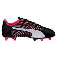 Sepatu bola puma original Adreno 3 FG black pink murah soccer