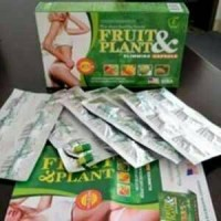 FRUIT & PLANT SLIMMING CAPSULE USA SLIMMING WITH FRUTY