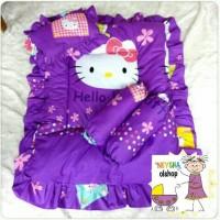 kasur bayi hello Kitty/kasur bayi karakter/kasur bayi lucu