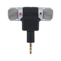 [V-TECH] Mikrofon Kondenser External GoPro Hero 3/3+/4 - Black