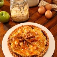 Largie - Original Apple Pie (diameter 18 cm)