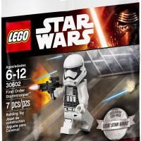 Lego 30602 Star Wars : First Order Stormtrooper