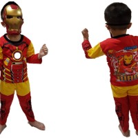 Baju Anak Kostum Iron Man