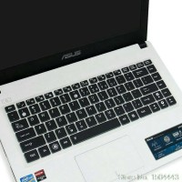 Keyboard Protector For Asus X455 X450 X453 A455 A450 K40 X43 ( WARNA) - Transparant