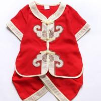 Baju Imlek Cina 2017 Bayi Anak Laki-laki Boy Cap Go Meh 1,2,3,4,5tahun