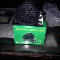back buzzer/klakson mundur/back up alarm(bunyi tet....tet...tet)