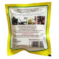 Argen Lemon - Pewangi / Pengharum mobil, ruangan, toilet, lemari
