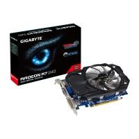 Gigabyte R7 240 OC 2GB 128Bit GDDR3 GV-R7240OC-2GI Ati Radeon