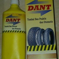 cairan anti bocor ban alat tambal ban tubeless / ban dalam DANT