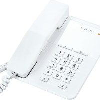 Telepon hotel Alcatel Single Line Telephone T22-white