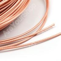 Kabel teflon RG179 SDI RF 75ohm antenna video low loss harga per 50cm