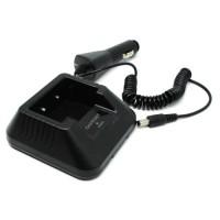 Changer mobil Walkie Talkie HT Baofeng BF-UV5R UV5RE+ BF-F8 UV5RA