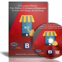 Perancangan E-Commerce berbasis PHP , Mysqli dan Bootstrap