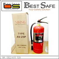 APAR / FIRE EXTINGUISHER 2,5 kg ABC VIKING AV 25P Dry Chemical Powder