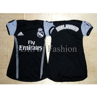 Terbaru Dress Baju Bola Bayi Jersey Anak Perempuan - Madrid Third