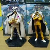 figure admiral one piece kizaru sengoku akainu aokiji pica shanks ace