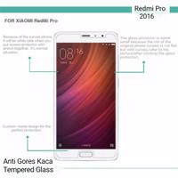 Anti Gores Tempered Glass 9H Xiaomi Redmi Pro 5.5 inch Dual Camera 29