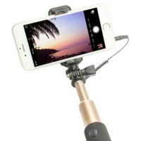 VIVAN ST02 Foldable Selfie Stick Monopod For Android, Iphone IOS