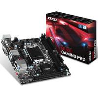 MSI B150I Gaming Pro (Mini ITX) (LGA1151, B150, DDR4) 20170129