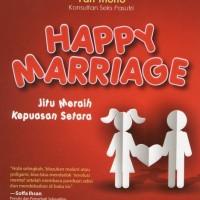 Kado Ulang Tahun Pernikahan / Kado Pernikahan / Buku Happy Marriage