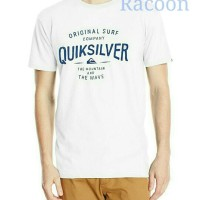 Kaos/Tshirt/Baju QUIKSILVER SURF FIDE WAVE COMPANY