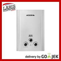 Pemanas Air Water Heater Modena GI 6 V - GI 6V