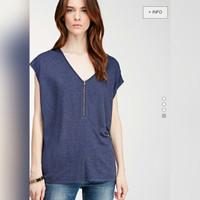 T-Shirt Knit Top Forever 21 Original