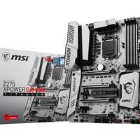 MSI Z270 XPower Gaming Titanium (LGA1151, Z270, DDR4) 20170131