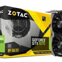Zotac GeForce GTX 1070 8GB DDR5 Dual Fan 20170131