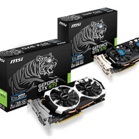 MSI Geforce GTX 970 4096MB DDR5 -Tiger Edition 20170131