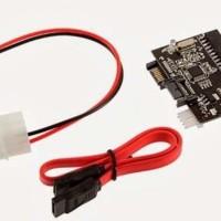 Converter Combo Bilateral SATA dan ATA