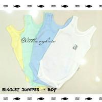 BOY - Singlet Jumper Bayi kaos Little Q - SNI RESMI