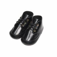 Sepatu Boots Bayi Laki-laki Tamagoo-Tommy Black Baby Shoes Murah