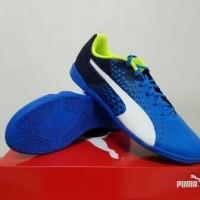 Sepatu Futsal Puma evoSpeed Sala Graphic ORIGINAL