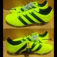 Adidas Ace 16.4 FxG - Solar Yellow   Sepatu Bola Adidas Original