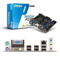 MSI 760GM-P23 (FX) AM3+