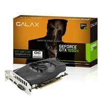 GALAX Geforce GTX 1050 Ti OC 4GB DDR5 Single Fan