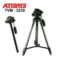 Tripod Bisa Jadi Monopod Attanta TVM 2239 + Head + Bag
