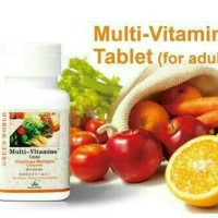 green world multi vitamin adult tablet