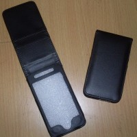 iPod Touch 4th Generation Leather Flip Murah