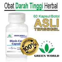 Green World Diasis Care / Darah Tinggi Capsule