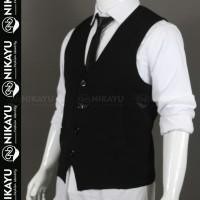 New VEST HIGH TWIST - Baju Pakaian Pria Rompi Dalaman Jas Blazer