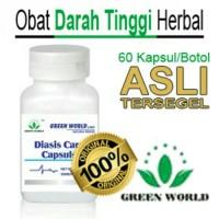 green world diasis care capsule | Obat darah tinggi (hipertensi)